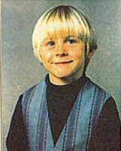 Výsledek obrázku pro kurt cobain dětství