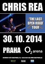 Obrázek: 30.10. Chris Rea - O2 Arena, Praha