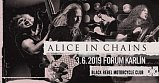 Obrázek: 3.6. Alice In Chains + special guest: Black Rebel Motorcycle Club - Praha, Forum Karlín