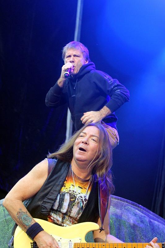 Iron Maiden v Praze | Rádio BEAT: První bigbít u nás