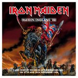 Iron Maiden: Maiden England 88 2CD