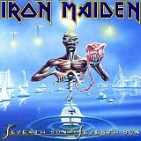 Iron Maiden: Seventh son of a Seventh Son LP