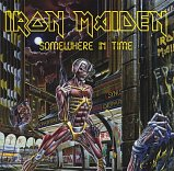 Iron Maiden: Somewhere in Time LP