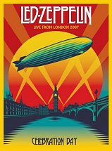 Led Zeppelin: Celebration Day (2CD+DVD) DVD obal