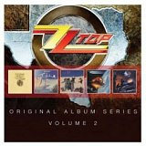 ZZ Top: Original Album Series Volume 2