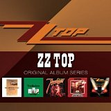 ZZ Top: Original Album Series